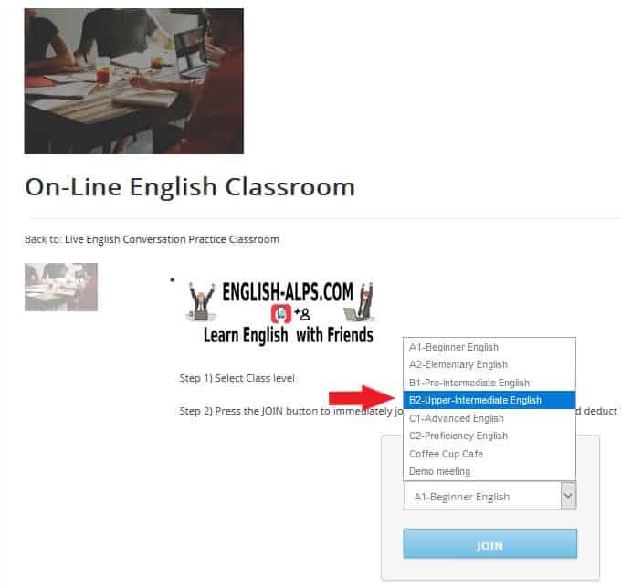 Free English Conversation Practice